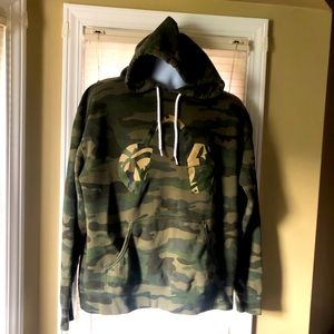 Addicted Design Camouflage Hoodie